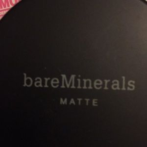 bareMinerals Makeup - Bare Mineral Foundation MATTE fairly medium